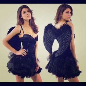 Dresses & Skirts - Dark angel costume