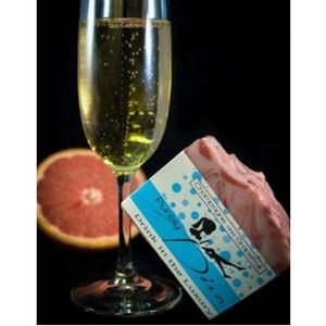 Other - Luxury Champagne & Grapefruit soap bar!