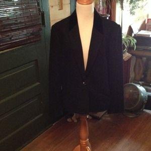 Personal Jackets & Blazers - Wool Blazer