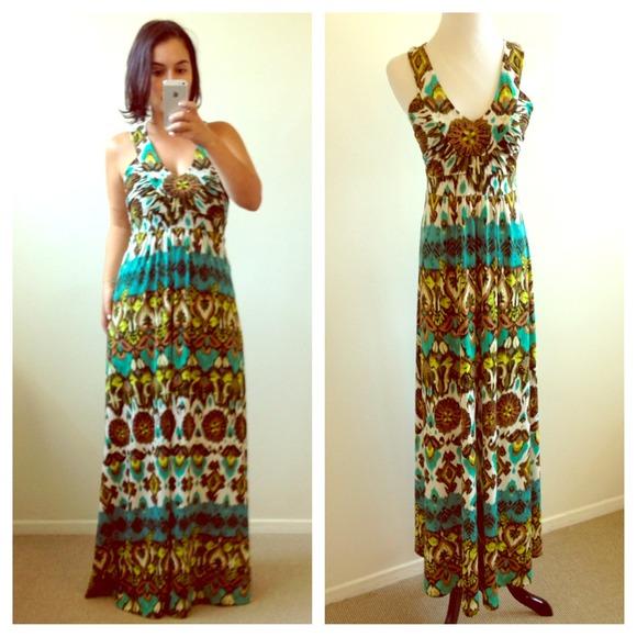 Veronica M. Maxi Dress