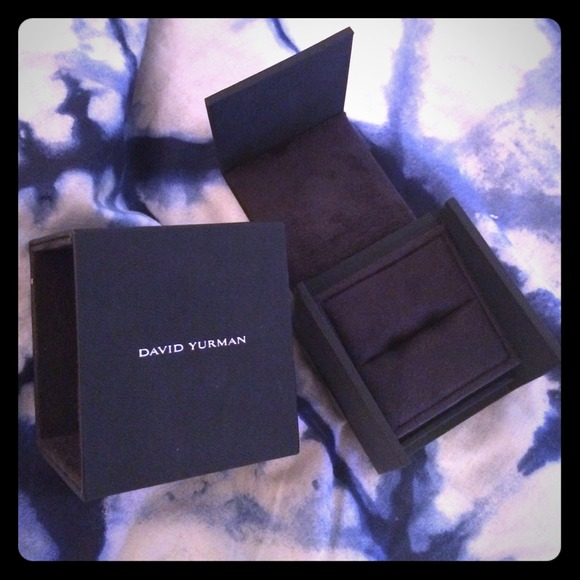 David Yurman Accessories Ring Box Poshmark