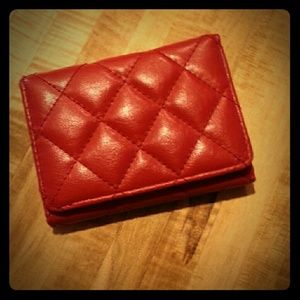 Sale!! Red wallet