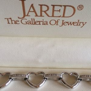 57 off Jared Galleria of Jewelry Jewelry Jared Diamond Heart