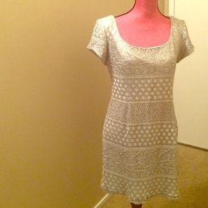 Dresses & Skirts - Silver Bari Jay Cocktail dress