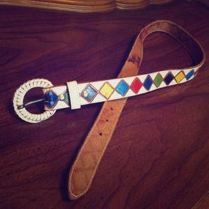 Accessories - Adorable Multi Colored Belt