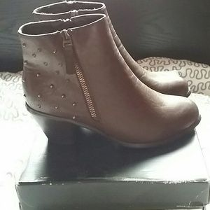 JustFab (Charlie) booties