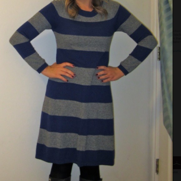 Banana Republic Dresses & Skirts - ❌SOLD IN BUNDLE BR cashmere blend sweater dress