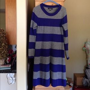 Banana Republic Dresses - ❌SOLD IN BUNDLE BR cashmere blend sweater dress