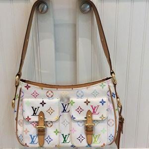 Auth. Louis Vuitton purse...