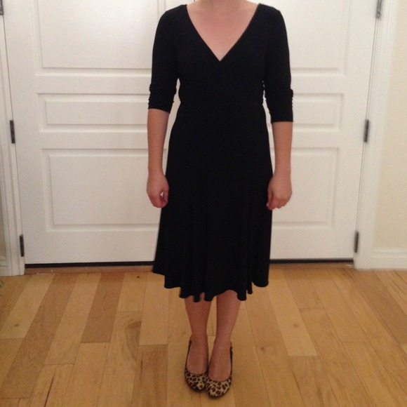 Nordstrom Dresses & Skirts - Adriana papeli (Nordstrom) black dress