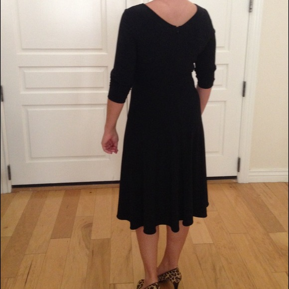 Nordstrom Dresses - Adriana papeli (Nordstrom) black dress