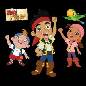 Jake and the neverland pirates party supply