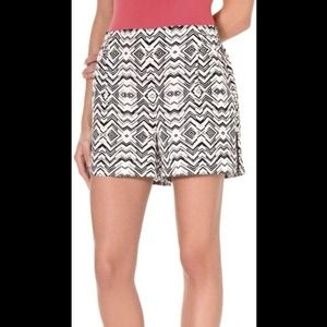 The Limited Forenza Printed Shorts