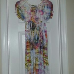 zunie Dresses & Skirts - Adorable multicolored Dress