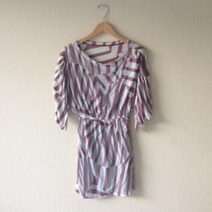 erge Dresses & Skirts - NWOT Erge Designs Striped Dress