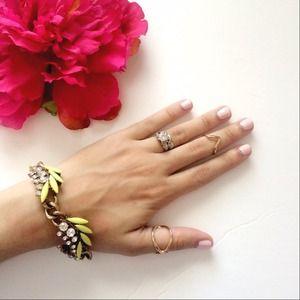 Brand New. Beautiful statement bracelet ✨Host Pick