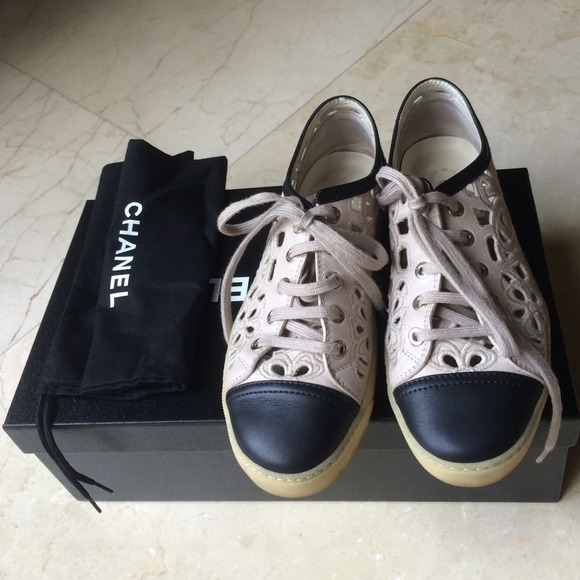 CHANEL Shoes | Sneaker | Poshmark
