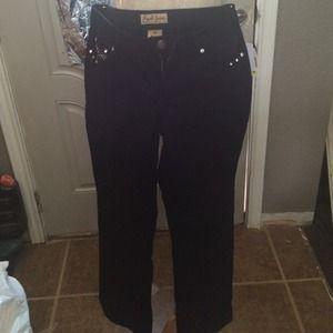 New Earl Black Jeans!