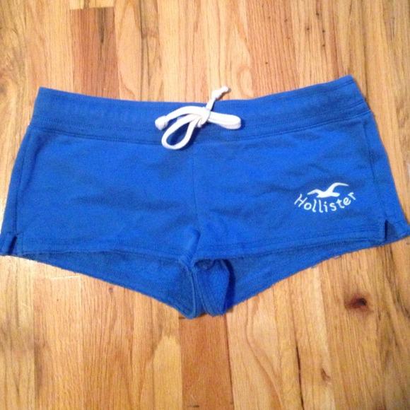 Hollister - Hollister blue cotton shorts from Liz's closet on Poshmark