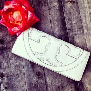 Tory Burch Amalie Clutch