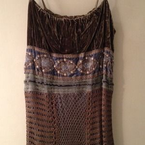Hale Bob Dresses & Skirts - Boho dress by Hale Bob. Size M