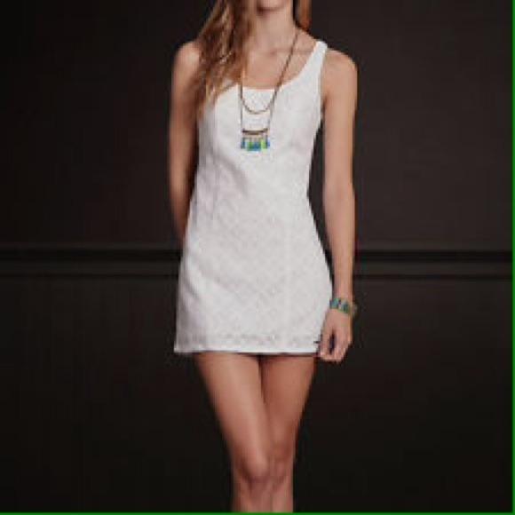 40 off hollister dresses amp skirts hollister white
