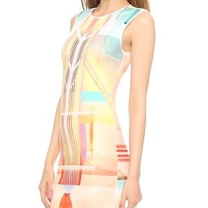 Clover Canyon Dresses - NWT Clover Canyon Fluorescent Lights Dress