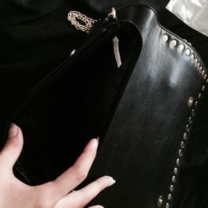 Bags - Studded clutch/purse 2