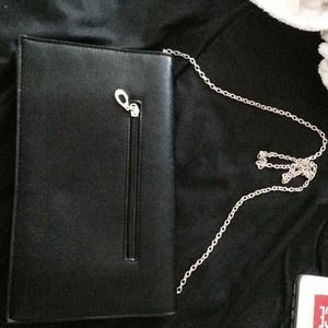 Bags - Studded clutch/purse 4