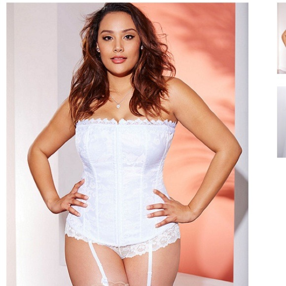 c9708be565 Flash Sale PLUS SIZE LINGERIE CORSET 👙
