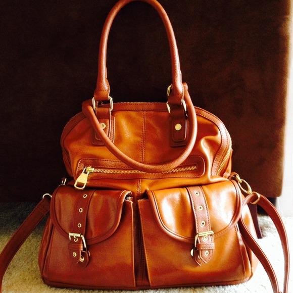 Steve Madden Camel hobo handbag