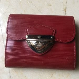 Authentic Louise Vuitton wallet