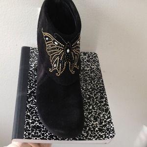 SOLD IN A BUNDLEPedro Garcia booties!!! Designer