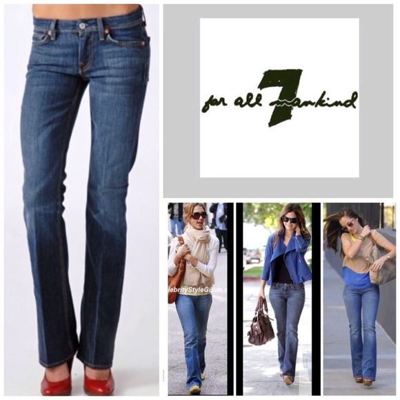 76% off 7 for all Mankind Denim - 7 For All Mankind &quotFlynt
