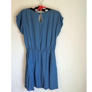 2fd487e9e187 H&M Dresses | Sold Vinted Chambray Dress | Poshmark