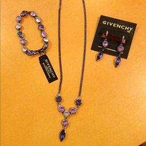 Stunning Givenchy Jewelry Set