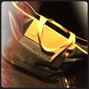 PSYCHO BUNNY Handbags - PSYCHO BUNNY - SAILCLOTH TOTE BAG - LUGGAGE - XL
