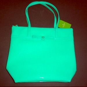 NWT Kate Spade Camellia street Stacy tote purse