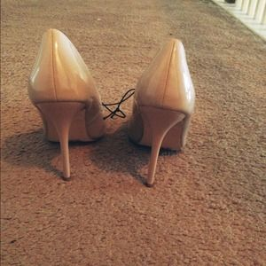 Forever 21 Shoes - Nude Pointy Stilettos