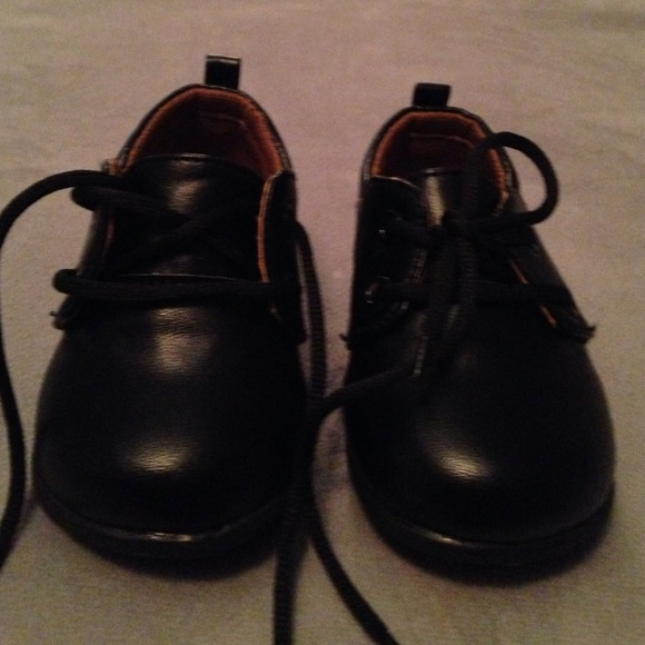 tendertoes Shoes | Baby Black Church