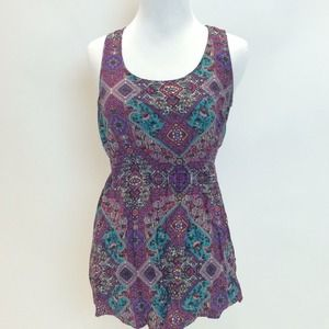 Forever 21 Tops - Tribal Print Tank