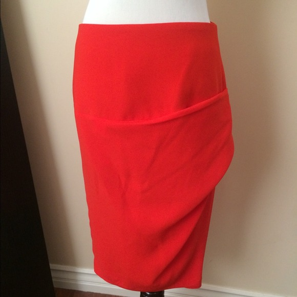 36 zara dresses skirts zara high waisted wrap
