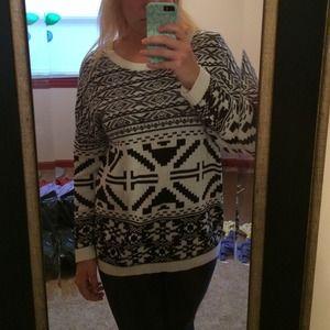 Sweaters - Oversized Sweater