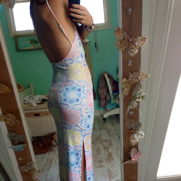 Mayan maxi dress for love and lemons