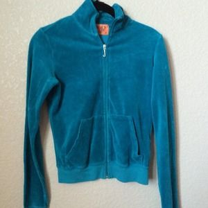 Juicy Couture Zip sweater