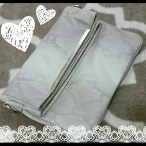 Handbags - Foldover clutch purse