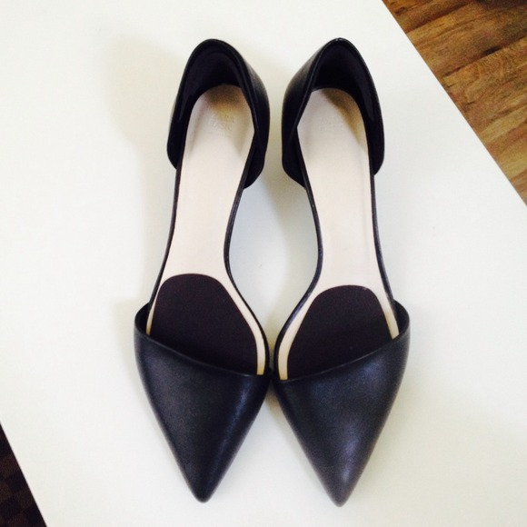 18% off Zara Shoes - ZARA kitten heels from ! c's closet on Poshmark