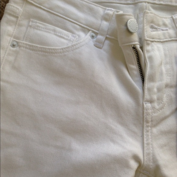 Uniqlo White Pants Uniqlo Pants White Jeans