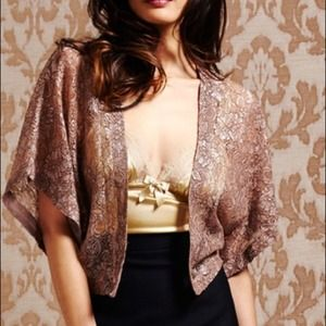 Isabel Lu lace shawl