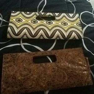 Clutches handbag bundle (REDUCED )